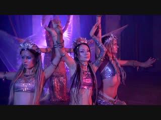 ◄ moonlight tribe ►  led & tribal fusion