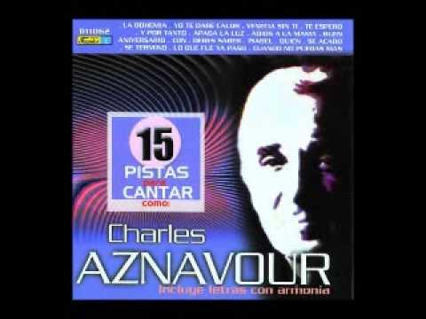 Charles Aznavour Debes saber.