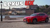 Lexus launches a new hybrid SUV named UX