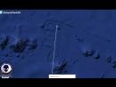 Странный объект на дне океана размером в 5км
