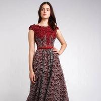 f1e3ef7c339 Летиция - вечернее платье со шлейфом