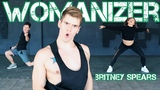 Womanizer - Britney Spears Caleb Marshall Dance Workout