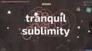 Osu! skin review tranquil sublimity (by Cieu)