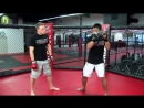 MMA tips How to block a high kick with Cung Le
