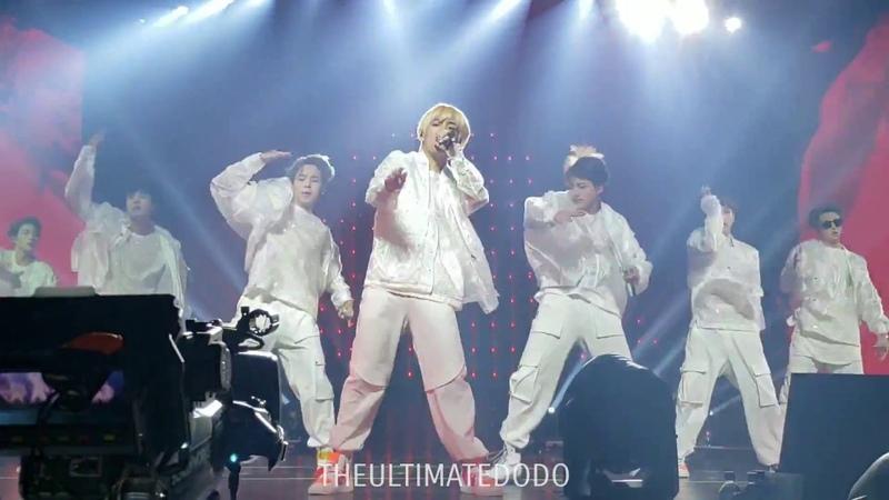 180922 Mic Drop Dance Break Remix @ BTS 방탄소년단 Love Yourself Tour in Hamilton Fancam 직캠