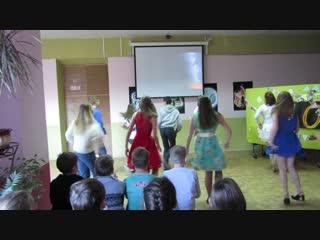 Танец вожатых 10 лагеря актива