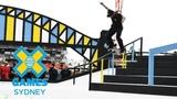 Kelvin Hoefler wins silver in Mens Skateboard Street X Games Sydney 2018