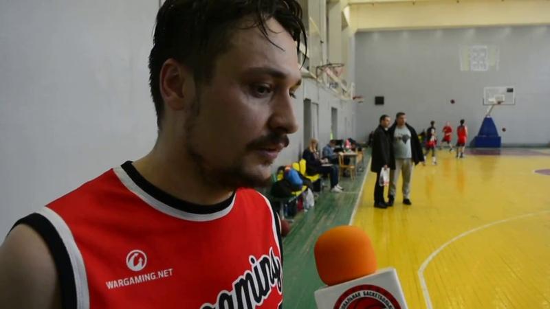 Александр Филюта – о матче Wargaming vs. VSS