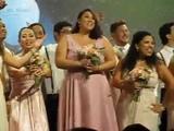 Musical Wedding Ceremony - Bridesmaids &amp Groomsmen