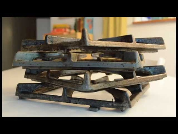 How to Clean Greasy, Grimy Stove Grates