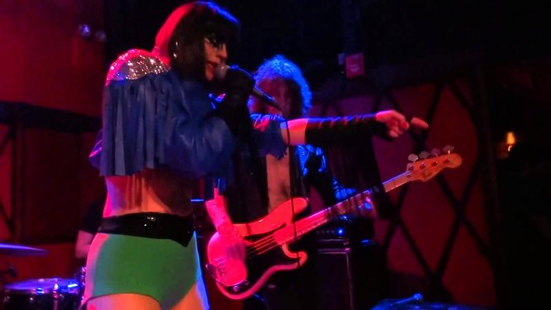 05.04.2013 - Trampoline (Live @ Rockwood Music Hall)
