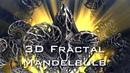 Eternal Light Mandelbulb 3D fractals HD 720p