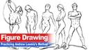Figure Drawing No 11 Using Andrew Loomis's Method