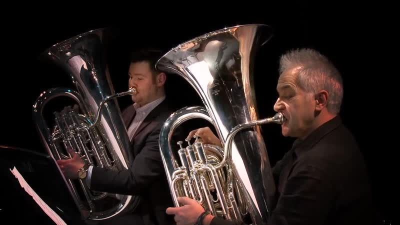 Double Trouble - Duet for Tuba by Barbara Thompson