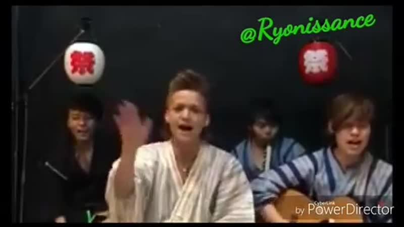 Sample song of RM vol.16 live broadcast☆ 「夏だよHONEY!!」