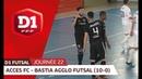 J22 : Acces FC - Bastia Agglo Futsal
