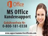 Wie gehen technische Experts mit neu auftretenden Windows-Problemen unter der Ms Office Kundensupport nummer 0800-181-0338 um