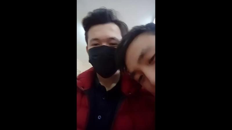 Аян Омирзак - Live