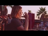 Nina Kraviz playing Energy 52 - Cafe Del Mar ( DJ Kid Paul Mix )