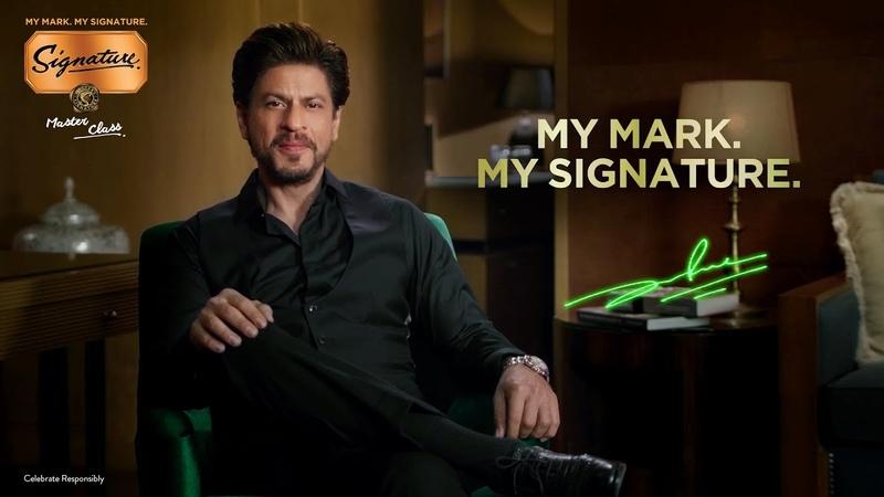Signature Masterclass Season 3 Episode 1 Shah Rukh Khan