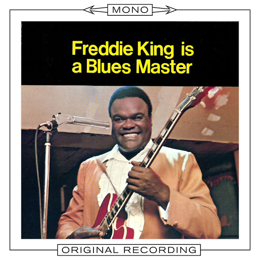 Freddie King альбом Freddie King Is A Blues Master (Mono)