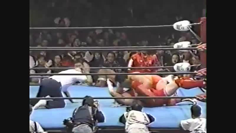 1996.12.01 - NTV All Japan Pro Wrestling Relay