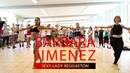 BARBARA JIMENEZ Sexy Lady Reggaeton @HSSF2018
