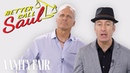The Cast of Better Call Saul Recap the First 3 Seasons in 10 Minutes Vanity Fair