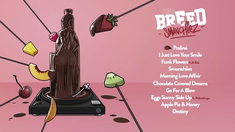 The Breed - Smunchiiez LP