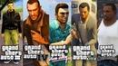 Evolution Of GTA 1997 - 2019GTA All ProtagonistEvolution Of Characters in GTA Games 1997 - 2019