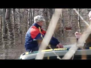 Потоп - не повод для прогулов спасатели готовятся к паводку