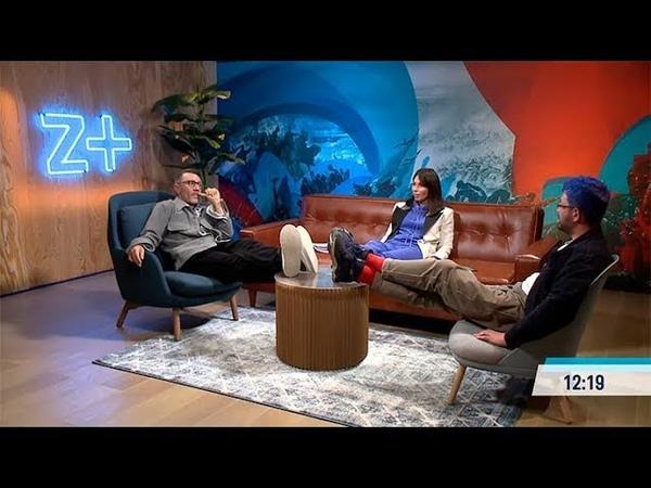 «Z» – новое клубное телевидение «Зенита». Шнуров, Лебедев и Командная.