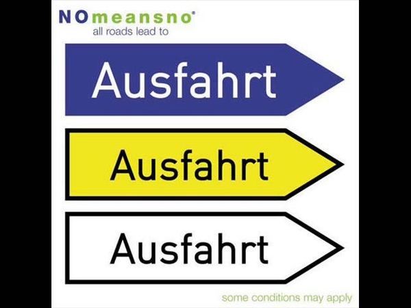 NoMeansNo - All Roads Lead To Ausfahrt [2006, FULL ALBUM]
