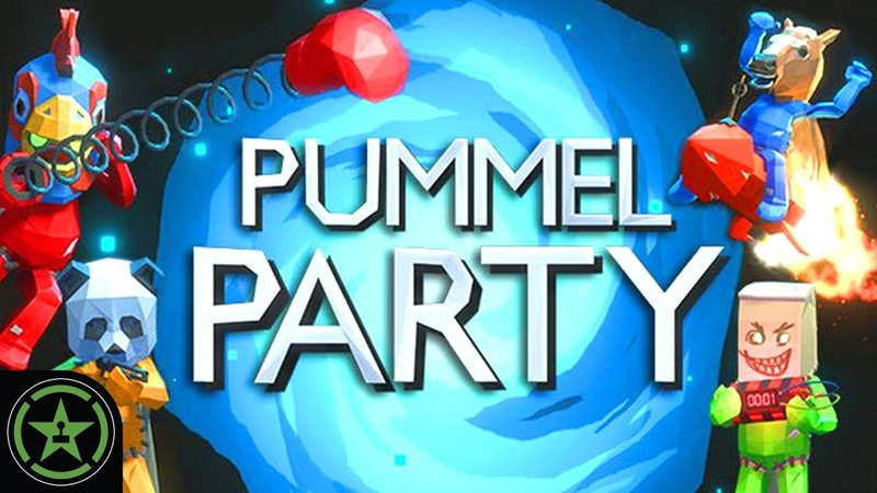 Pirate Paradise - Pummel Party | Let's Play