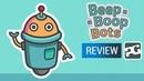 BEEP BOOP BOTS Pocket Gamer Review