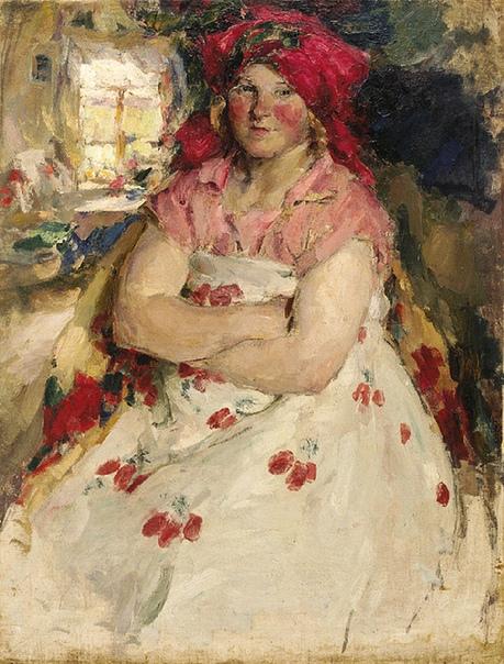 Абрам Ефимович Архипов (1862 1930) русский живописец, передвижник. Абрам Архипов родился на Рязанщине, в крестьянской семье, и не случайно жизнь русского крестьянства стала главной темой его