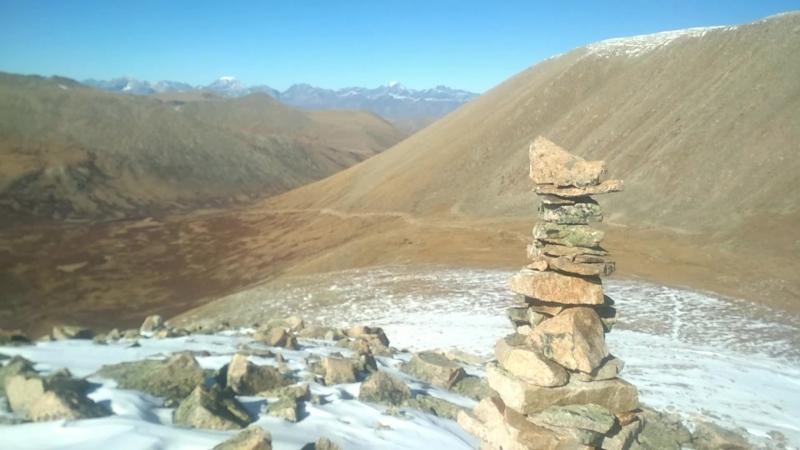 Республика Алтай, Кош-Агачский район. Трекинг к перевалу Тёплый ключ