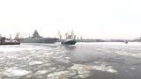 Фрегат «Адмирал флота Касатонов» вышел на ЗХИ