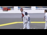 Grand Prix World Taekwondo, Taoyuan-2018, Paige MC PHERSON (USA) vs Polina KHAN (RUS)