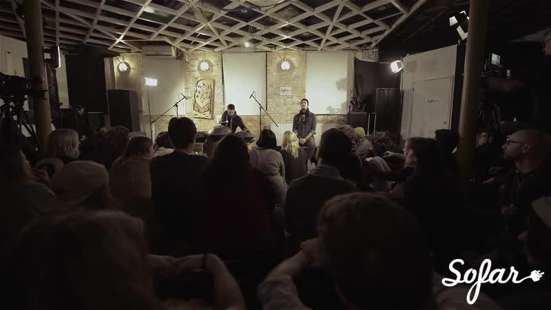 Manu Delago feat Pete Josef ¦ a step Sofar London