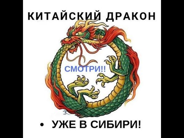 Китай захватит Сибирь! Очень скоро. не веришь? СМОТРИ!