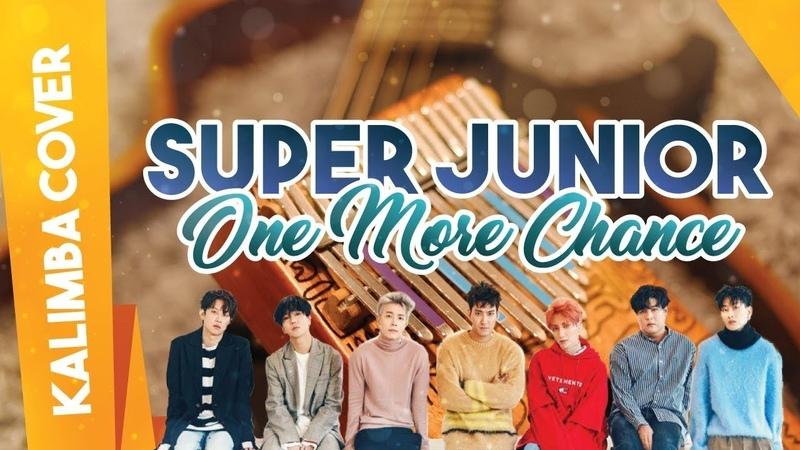 Super Junior on the Kalimba 'One More Chance' 칼림바로 연주한 슈퍼주니어 '비처럼 가지마요'