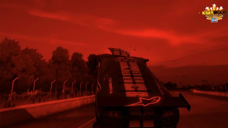 Race Driver GRID Аварии баги приколы экшн