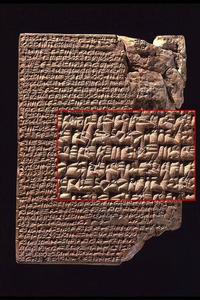 Самая древняя поваренная книга