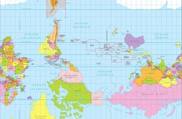 Чудеса картографии