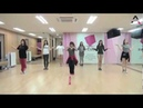 A-Pink BUBIBU Dance Practice