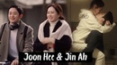 Joon Hee Jin Ah ► мы как двое подростков