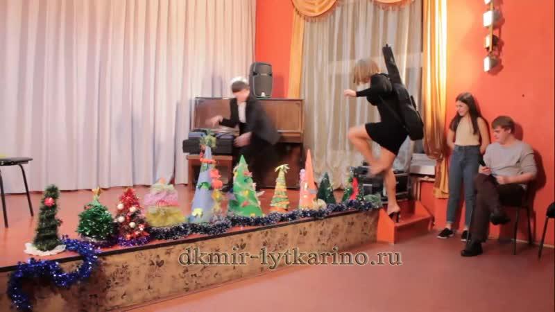 Традиционный капустник в театральной студии ДК Мир