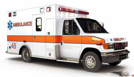 Задние шины могут использоваться персоналом скорой помощи в чрезвычайных ситуациях.