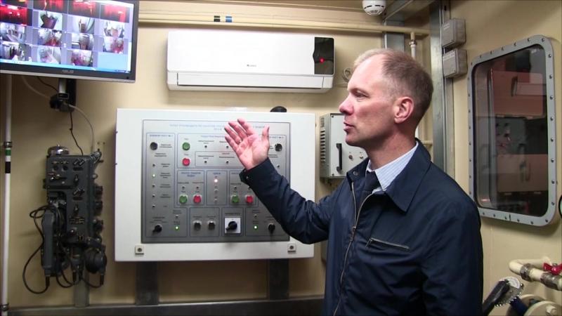 На Камчатке введен в эксплуатацию уникальный учебно-тренировочный комплекс «Гефест» для моряков надводных кораблей ТОФ